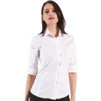 camicia-ester-manica-tre-quarti-sara-creazioni