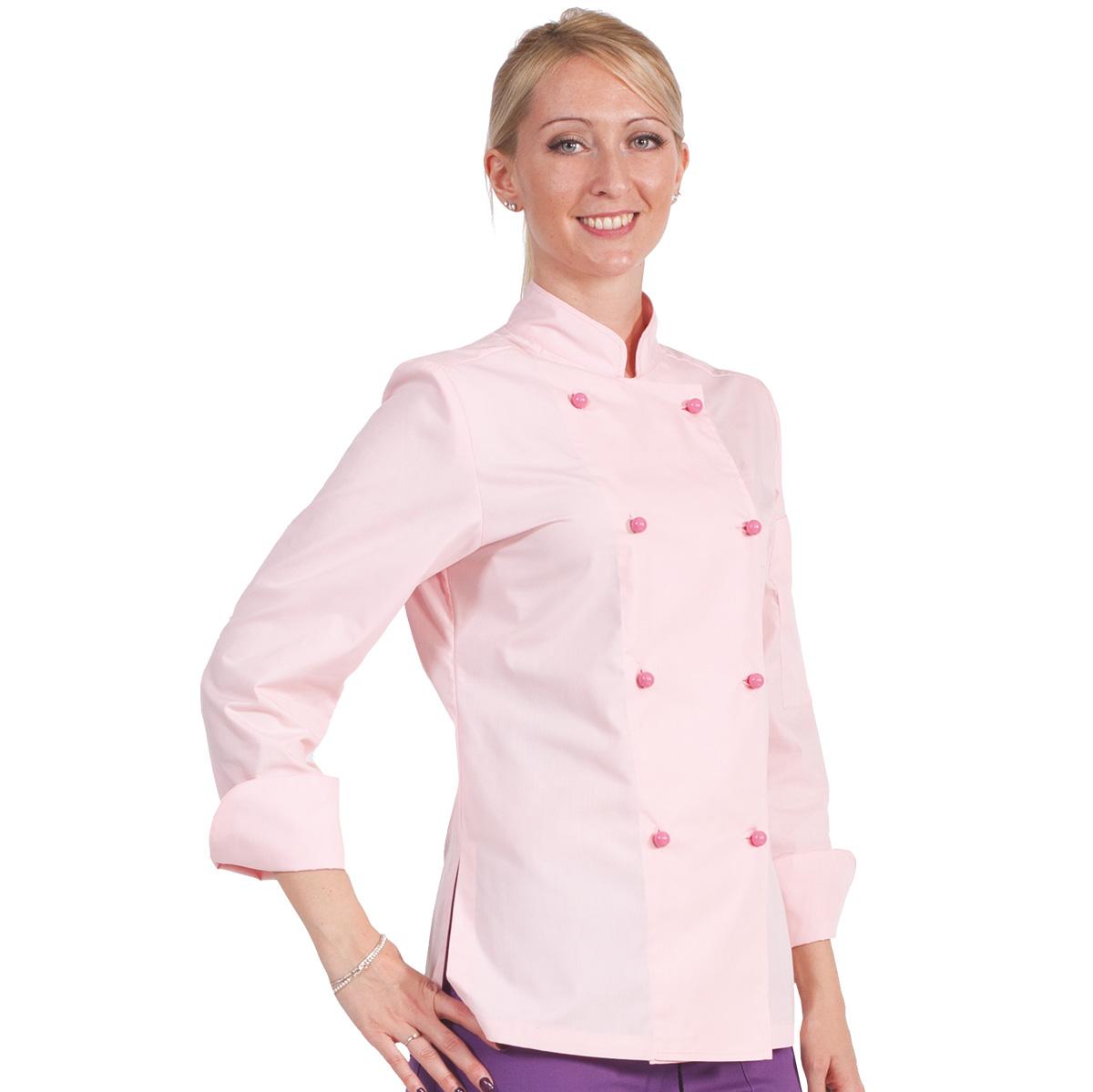evolution-giacca-cuoco-donna-rosa