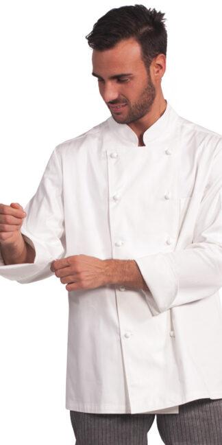 evolution-giacca-cuoco-bianca-elasticizzata