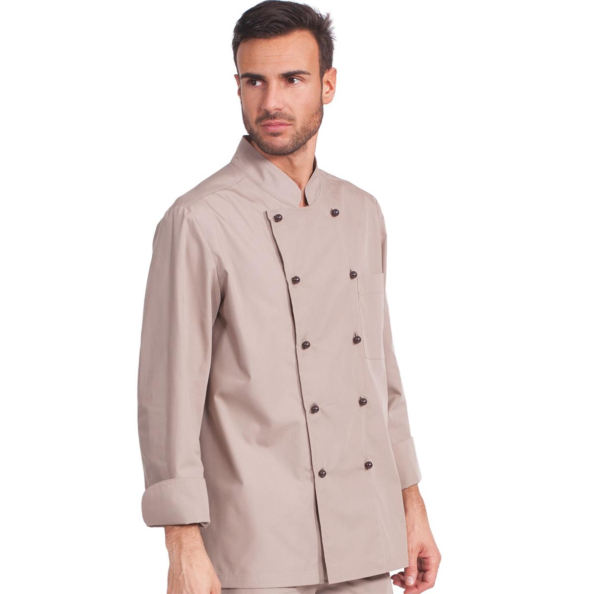 evolution-giacca-cuoco-marrone