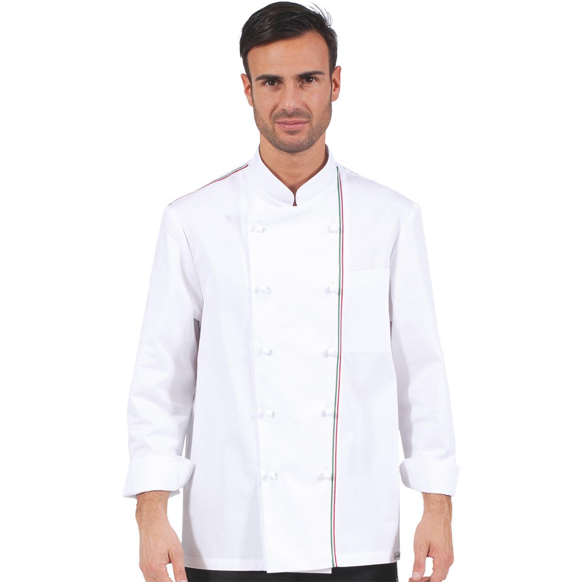 flag-italia-giacca-cuoco-bianca