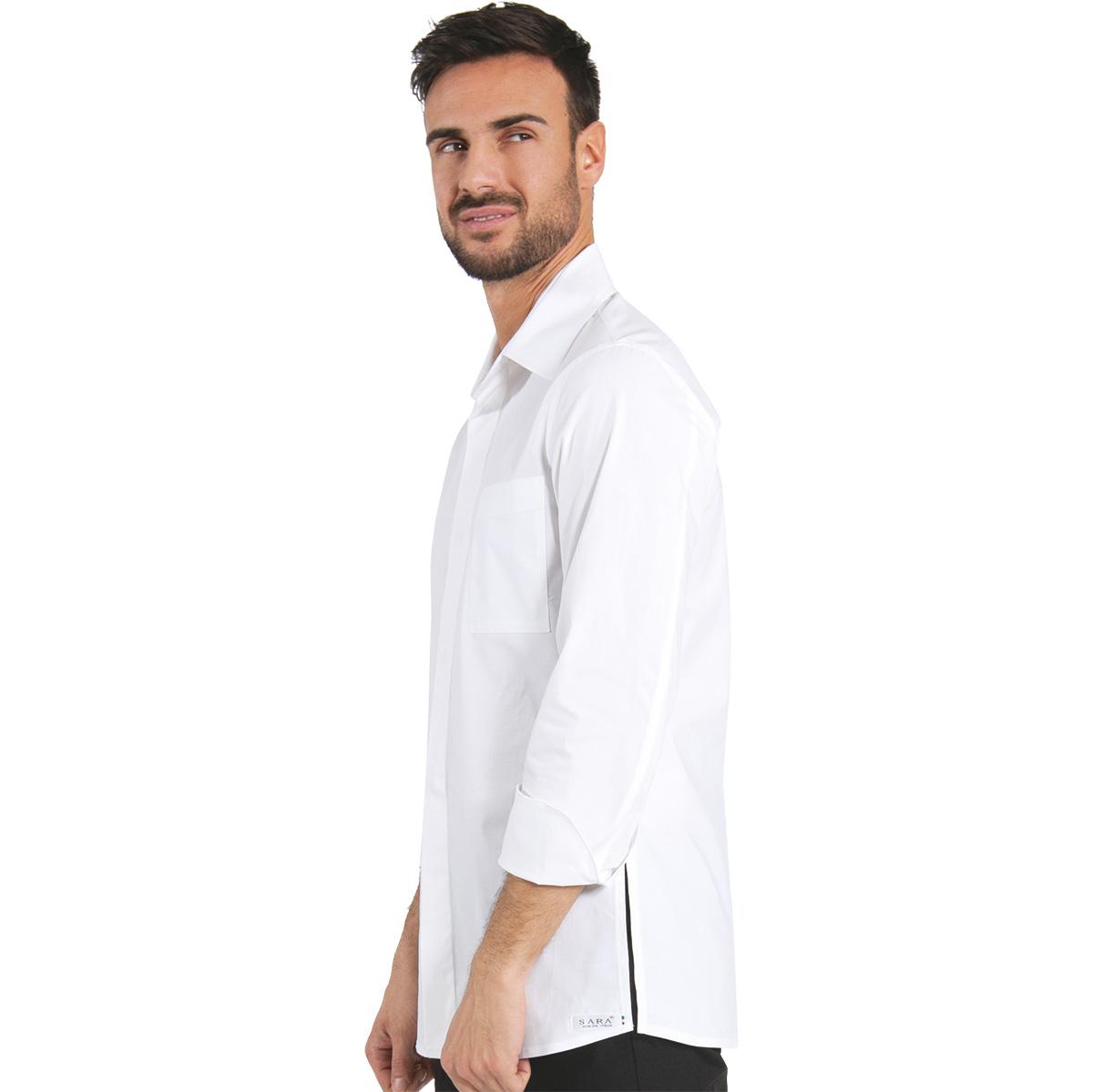 giacca-camicia-cuoco-lato