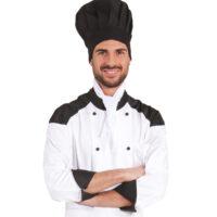 jerry-giacca-cuoco-fazzoletto-cappello-chef