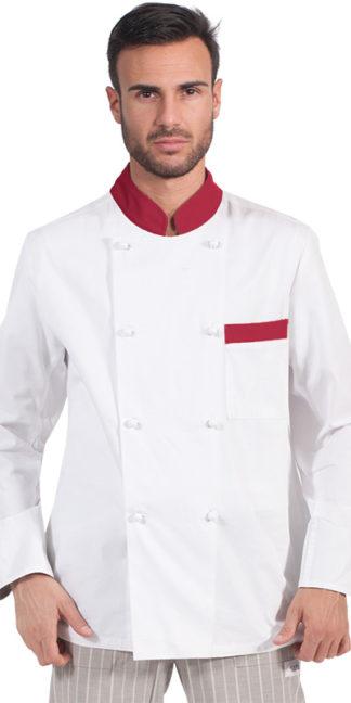 massimiliano giacca cuoco sara creazioni