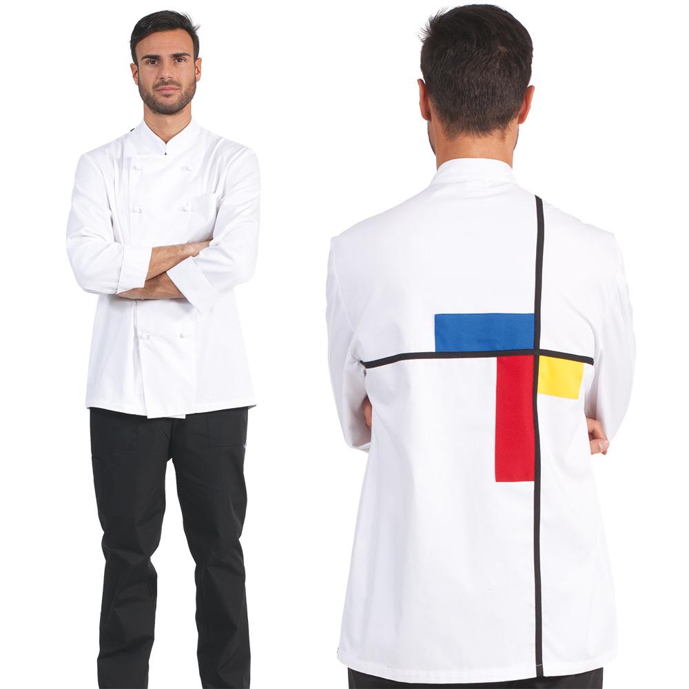 mondrian-giacca-cuoco-bianca