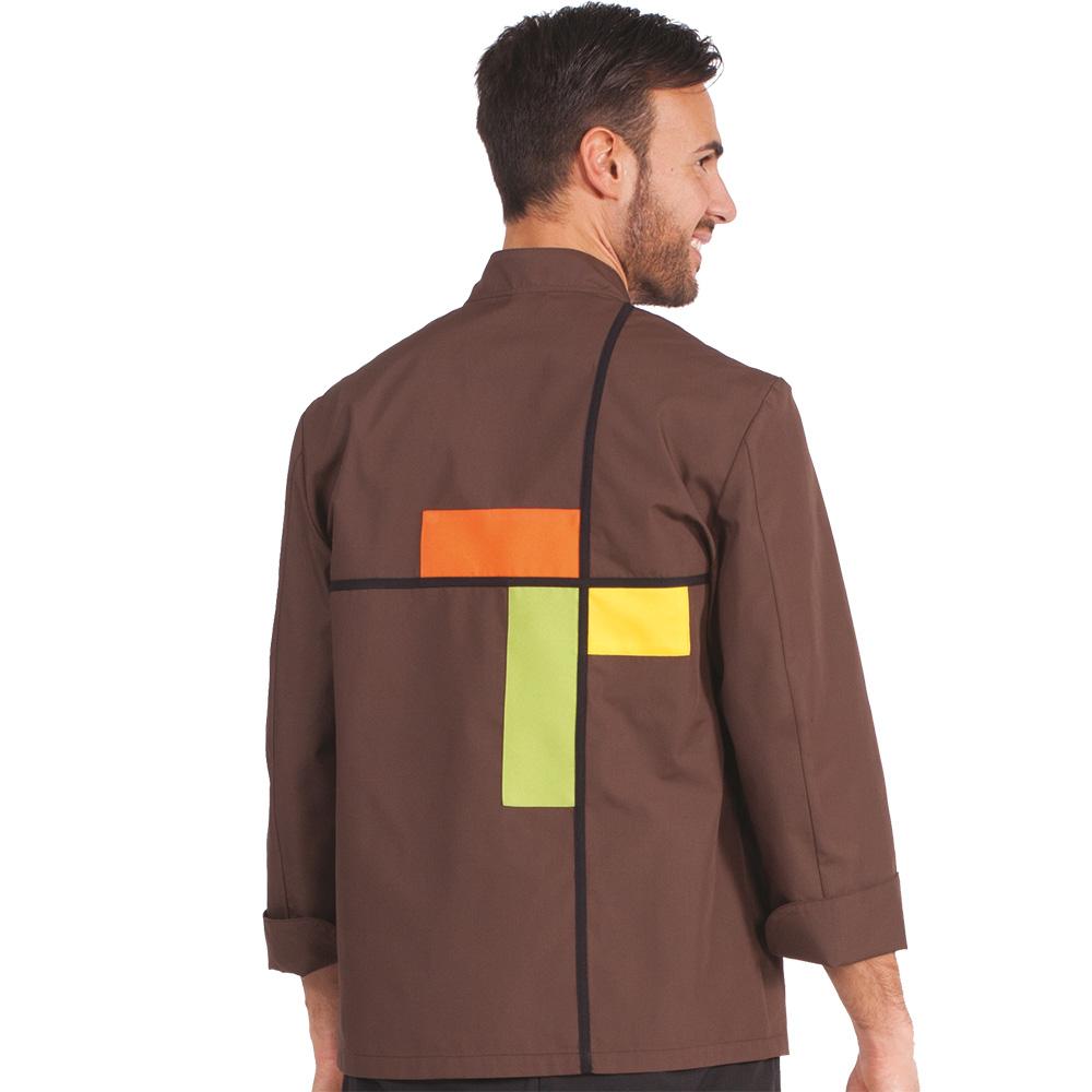 mondrian-giacca-cuoco-marrone