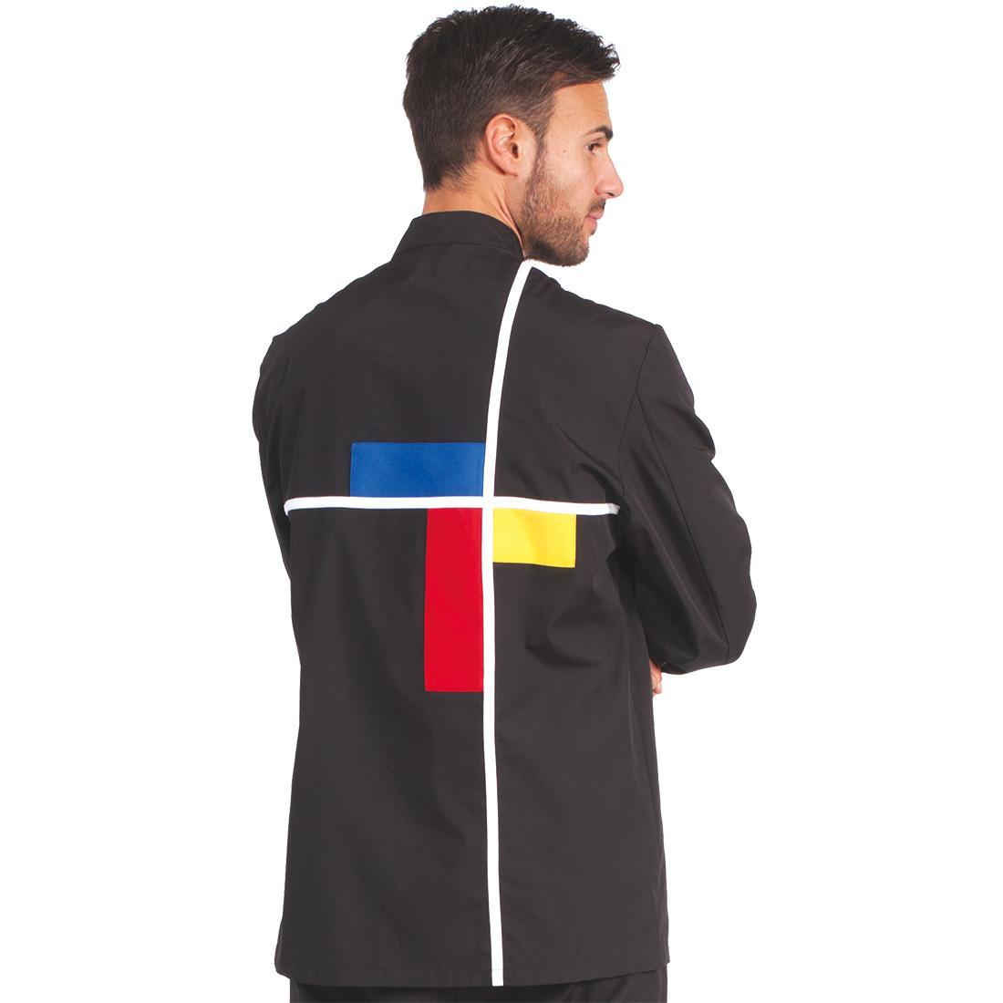 mondrian-giacca-cuoco-nera