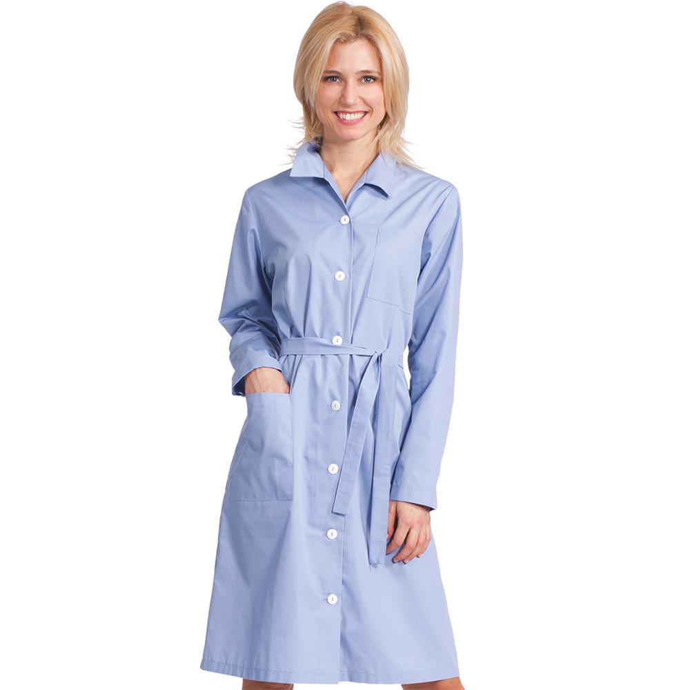 camice-donna-azzurro