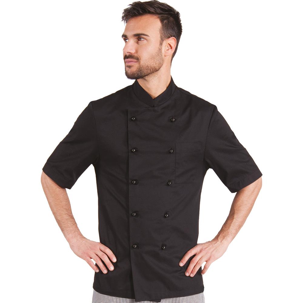 vito-giacca-cuoco-manica-corta