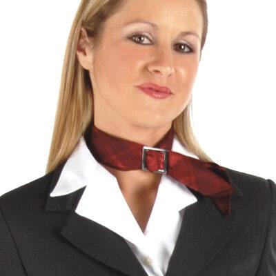 foulard-rosso