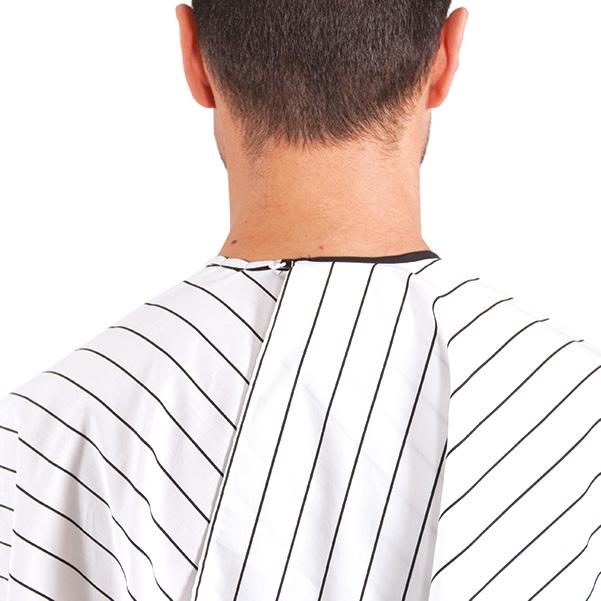mantella-barbiere-righe