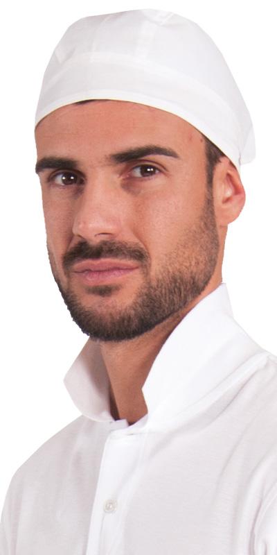 bandana-bianca-pizzaiolo