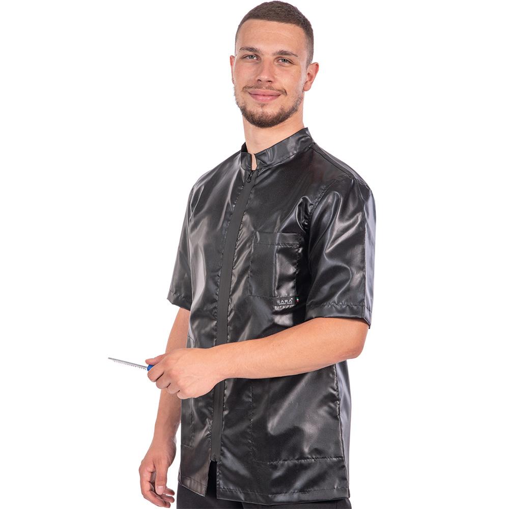 casacca-toelettatori-nero-idrorepellente