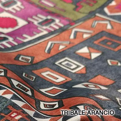tribale arancio