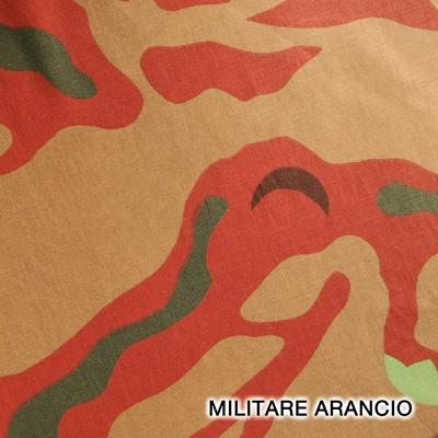 militare arancio