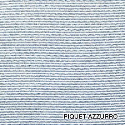 piquet azzurro