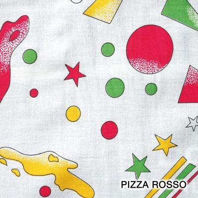pizza rosso