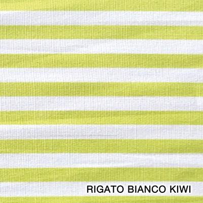 rigato bianco kiwi