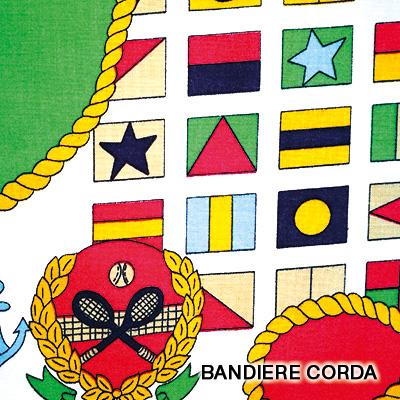 bandiere corda
