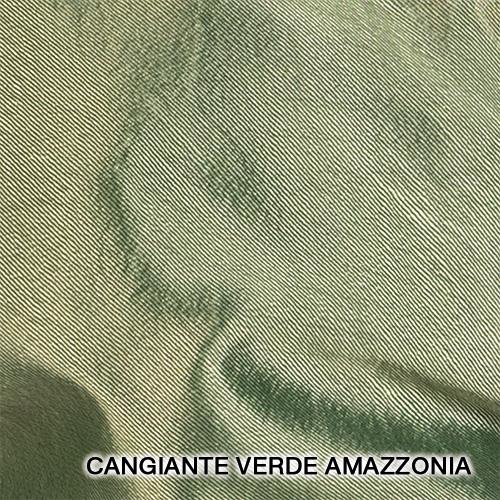 cangiante verde amazzonia