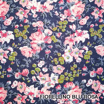 fiorellino blu rosa