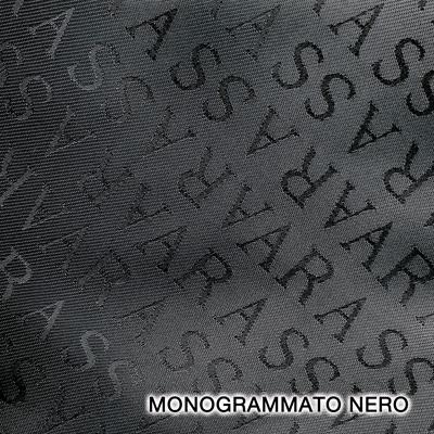 monogrammato nero