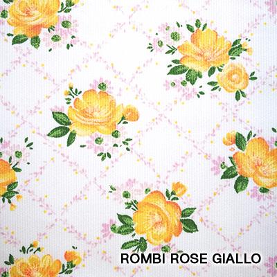 rombi rose giallo